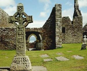 Кельтский крест - символ намного древнее христианского
