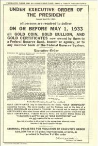 Тот самый указ Рузвельта