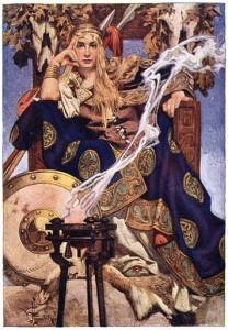 Королева Мев, самая знаменитая кельтская воительница