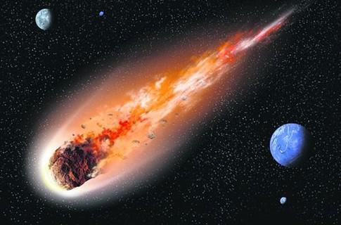 Asteroid 2000