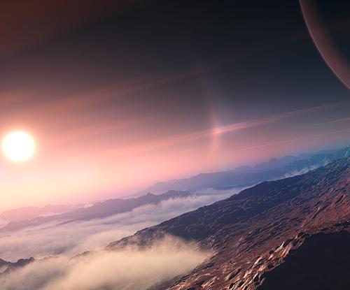 NASA эзкопланеты