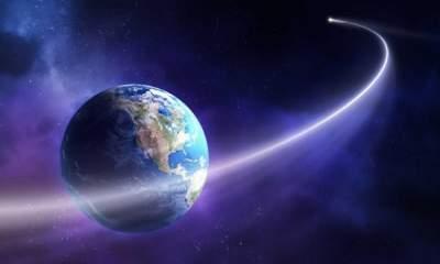 Земля пройдет через пыльный след кометы с 23 на 24 мая