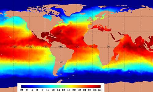 2014 год оказался самым теплым в истории
