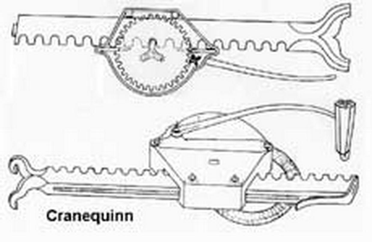 Арбалет своими руками натяжной механизм