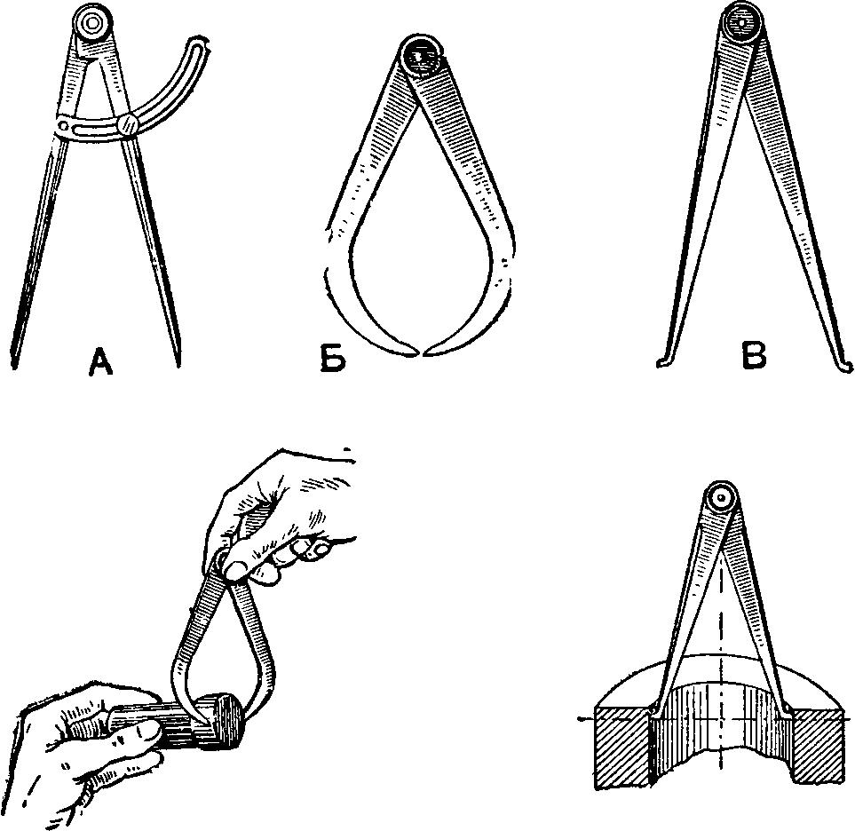 Кронциркуль своими руками чертежи