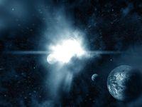 Комета ISON и обломки летят прямо на Землю